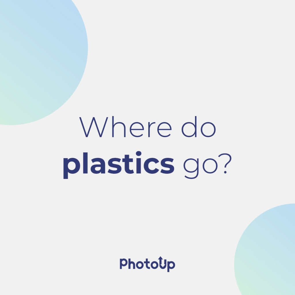 where do plastics go