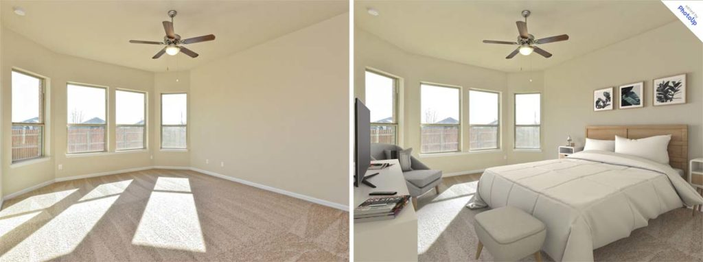 PhotoUp Launches Virtual Staging Service