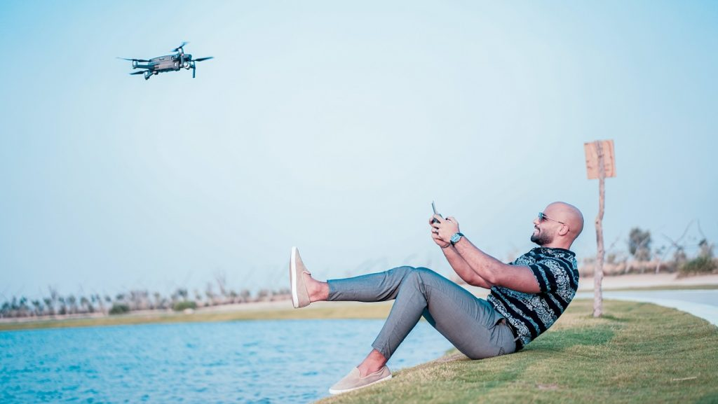 5 Tips To Becoming A Great Drone Photographer